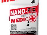 Средство для удаления плесени на стенах NANO-FIX Medic