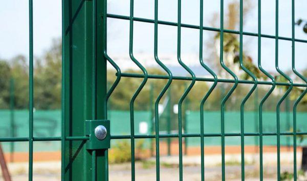 евроограждения 3Д забор