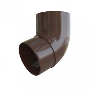 Колено водосточной трубы 67°