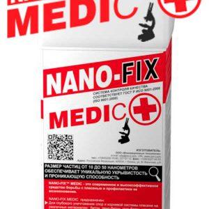 Средство для удаления плесени и грибка NANO-FIX Medic