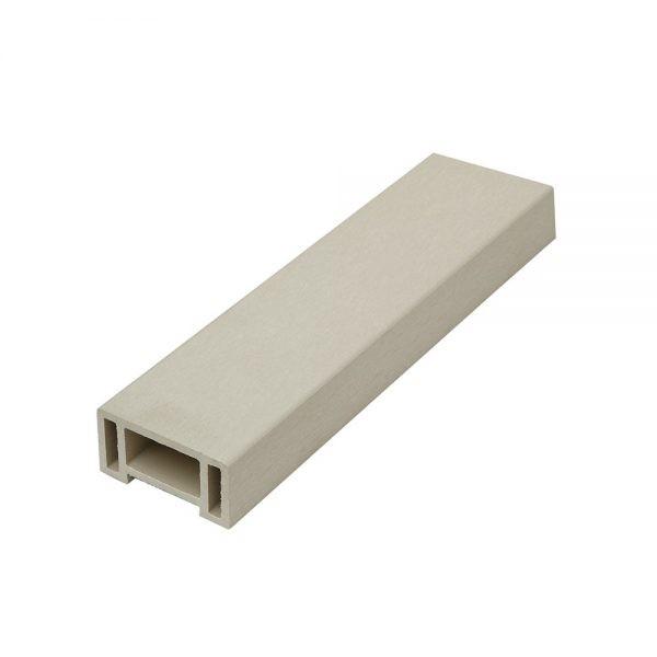 Перила из ДПК CM Railing 3000*90*45мм цвет белый