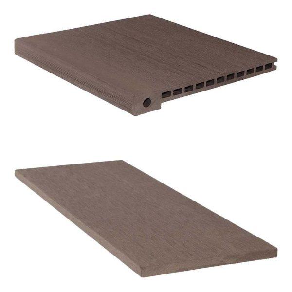 Ступени из ДПК CM STAIR венге, коричневый