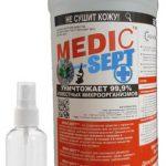 Антисептик для рук MEDIC-SEPT купить в Минске