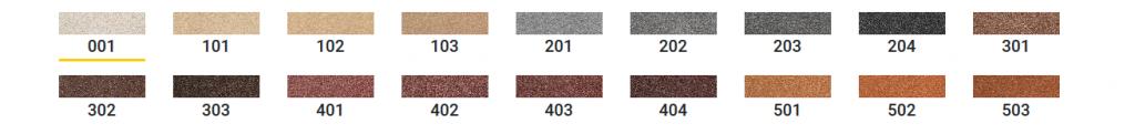 Гибкий кирпич, камень серии МИКС системы АМК для фасада