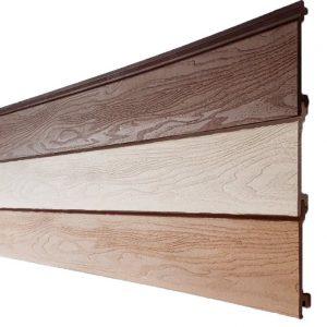 Фасадные панели из ДПК (Сайдинг) CM Cladding, Bark, Fusion, Vintage Швеция