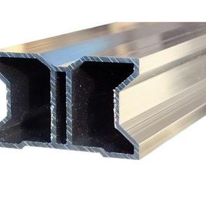 Лага алюминиевая для монтажа террасной доски